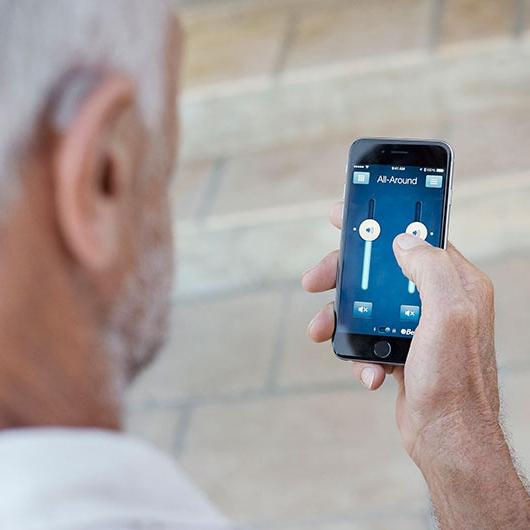 Ayuda auditiva digital